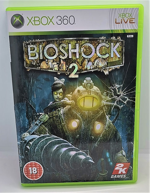 BioShock 2 for Microsoft Xbox 360