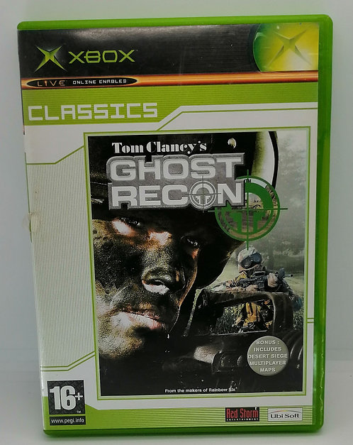 Tom Clancy's Ghost Recon for Microsoft Xbox