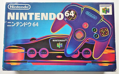 Nintendo N64 Japanese Console