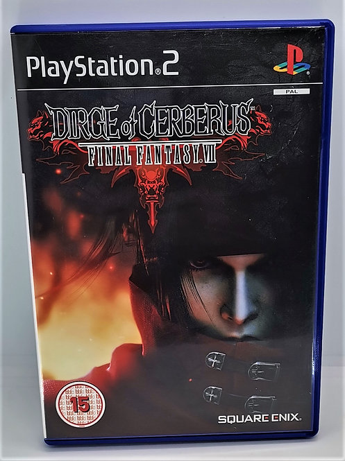 Dirge of Cerberus: Final Fantasy VII for Sony PlayStation 2 PS2