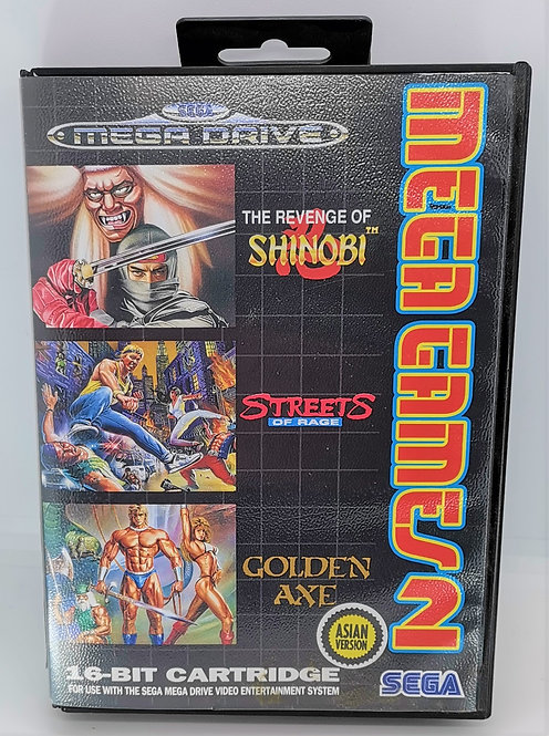 Mega Games 2 for Sega Mega Drive