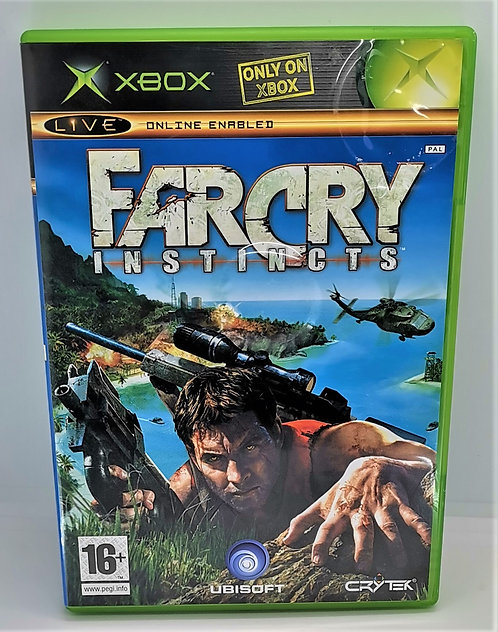 Far Cry: Instincts for Microsoft Xbox