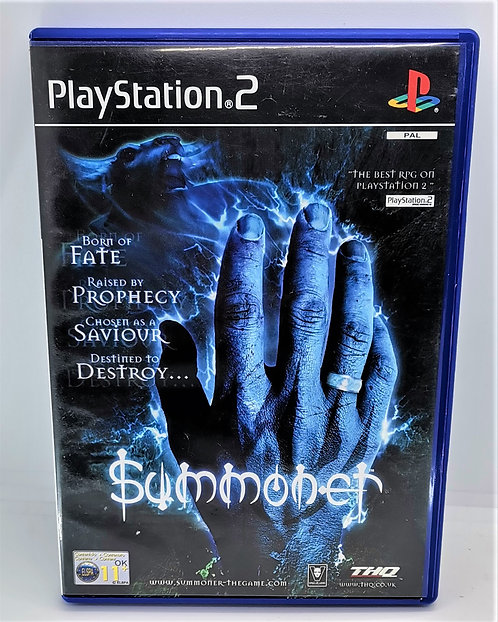 Summoner for Sony PlayStation 2 PS2