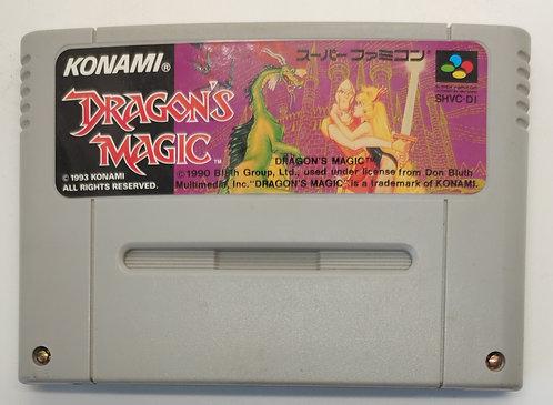 Dragon's Magic for Nintendo Super Famicom