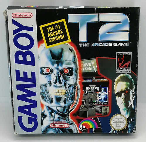 T2: The Arcade Game for Nintendo Game Boy