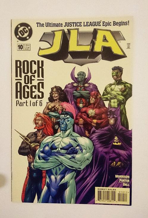 JLA Vol 1 #10