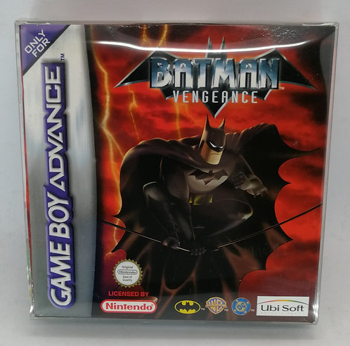 Batman: Vengeance for Nintendo Game Boy Advance GBA