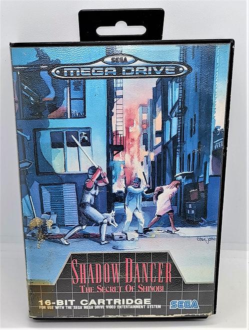 Shadow Dancer: The Secret of Shinobi for Sega Mega Drive