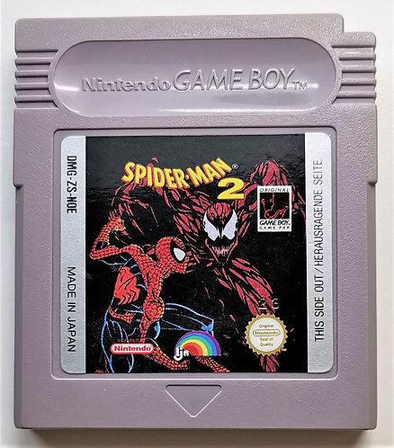 Spider-Man 2 for Nintendo Game Boy