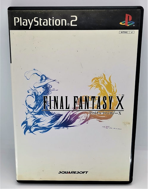 Final Fantasy X for Sony PlayStation 2 PS2