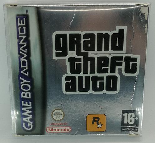 Grand Theft Auto Advance for Nintendo Game Boy Advance GBA