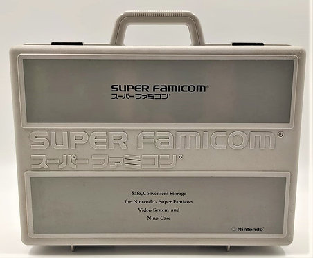 Super Famicom Console Travel Case