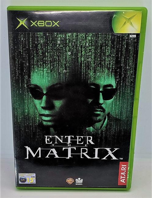 Enter the Matrix for Microsoft Xbox