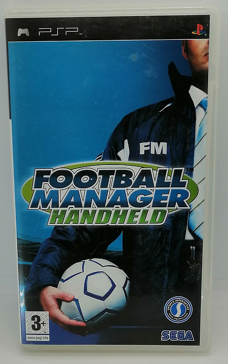 Football Manager Handheld for Sony PlayStation Portable PSP