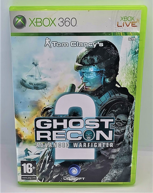 Tom Clancy's Ghost Recon: Advanced Warfighter 2 for Microsoft Xbox 360