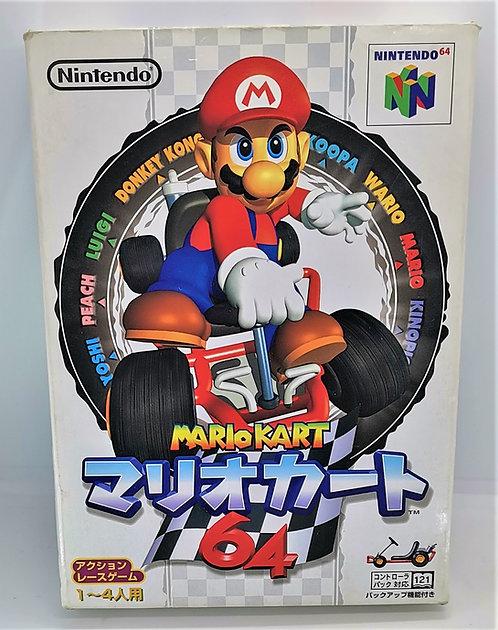 Mario Kart 64 for Nintendo N64