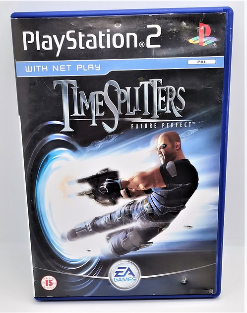 TimeSplitters: Future Perfect for Sony PlayStation 2 PS2