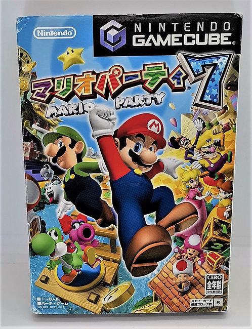 Mario Party 7 for Nintendo GameCube
