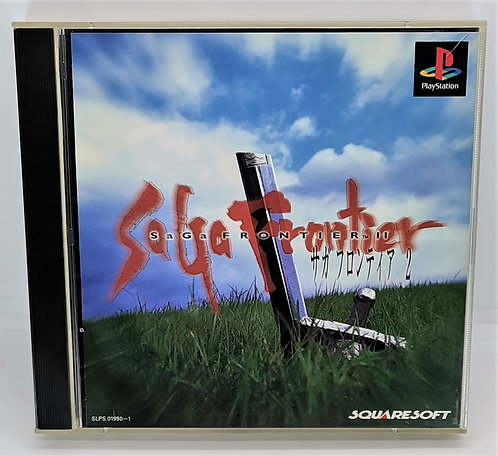 SaGa Frontier II (2) for Sony PlayStation PS1