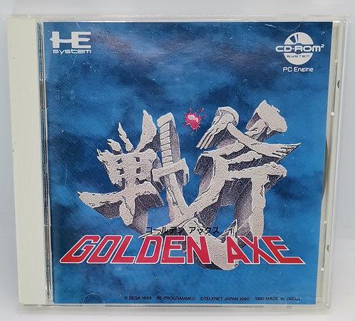 Golden Axe for PC Engine CD-ROM²