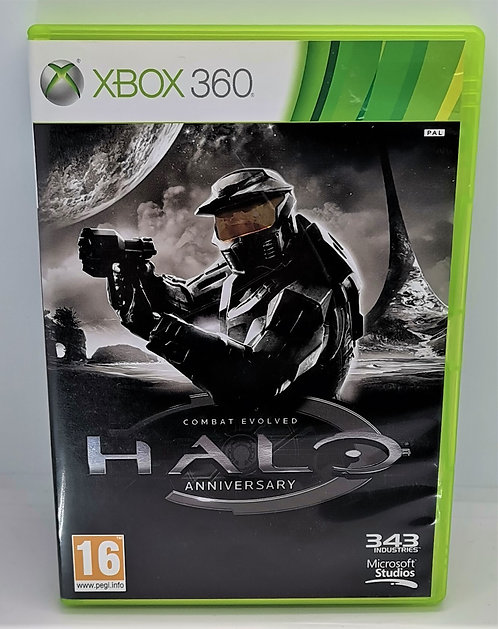 Halo: Combat Evolved Anniversary for Microsoft Xbox 360