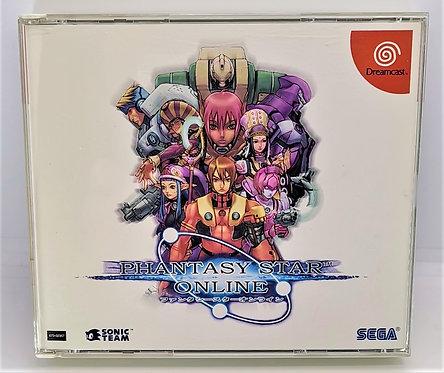 Phantasy Star Online for Sega Dreamcast