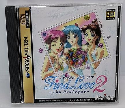 Find Love 2: The Prologue for Sega Saturn