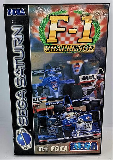 F-1 Challenge for Sega Saturn