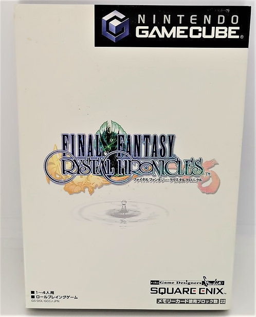Final Fantasy Crystal Chronicles for Nintendo GameCube