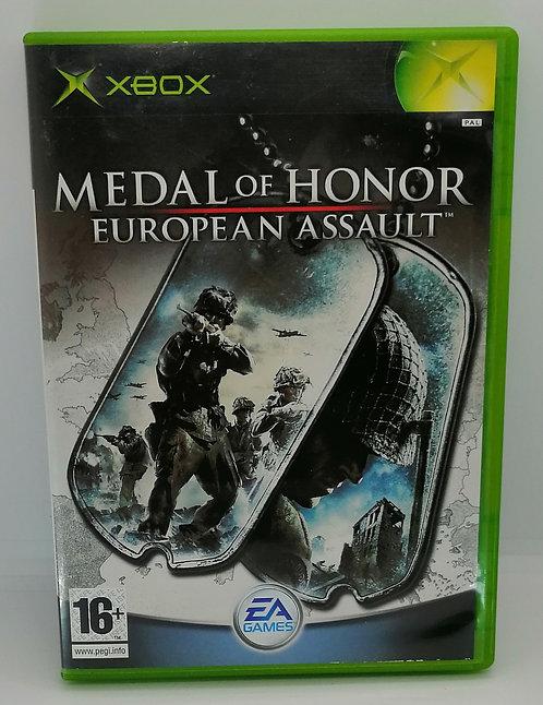 Medal of Honor: European Assault for Microsoft Xbox