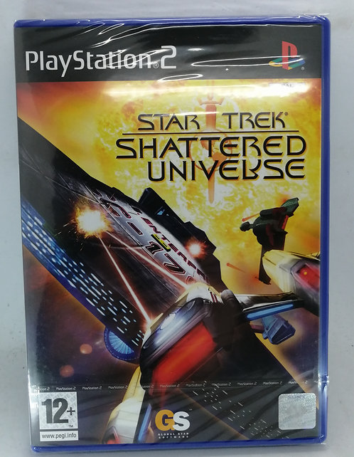 Star Trek: Shattered Universe for Sony PlayStation 2 PS2