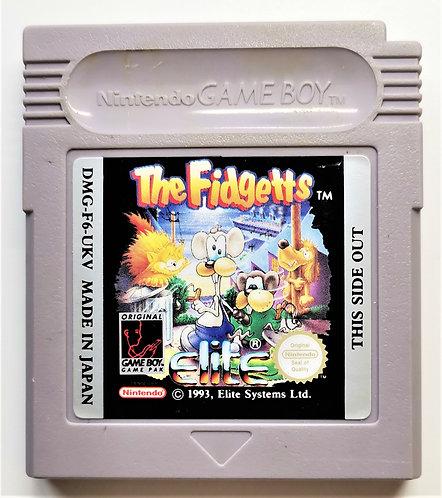 The Fidgetts for Nintendo Game Boy
