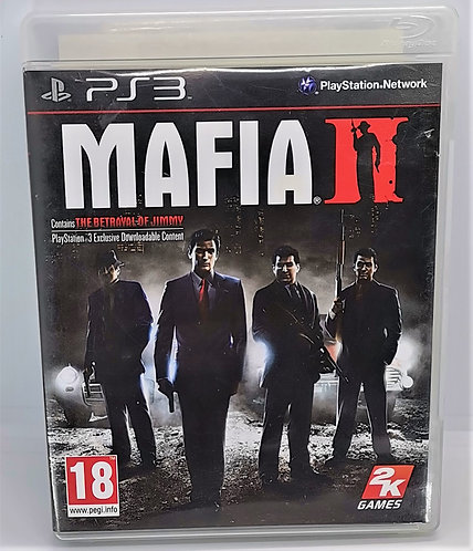 Mafia II (2) for Sony PlayStation 3 PS3