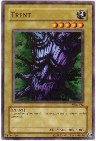 Yu-Gi-Oh! Card MRD-E052 Trent