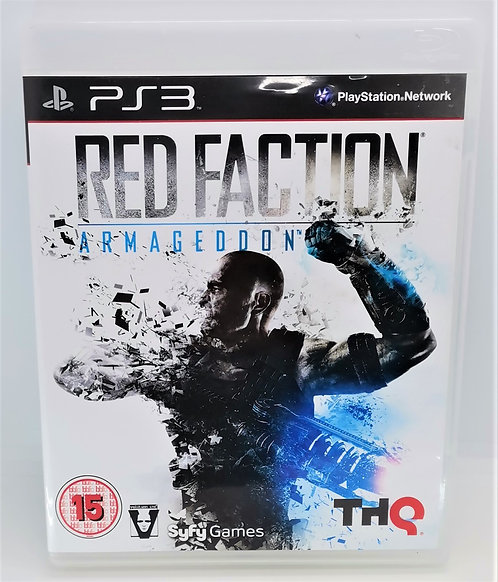 Red Faction: Armageddon for Sony PlayStation 3 PS3