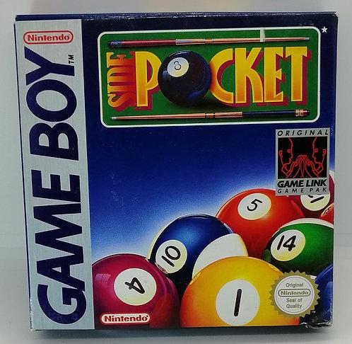 Side Pocket for Nintendo Game Boy