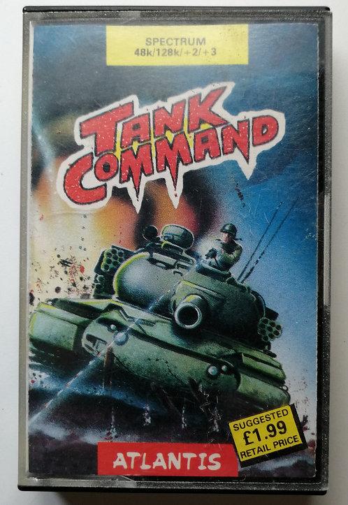 Tank Command for Sinclair Spectrum 48K