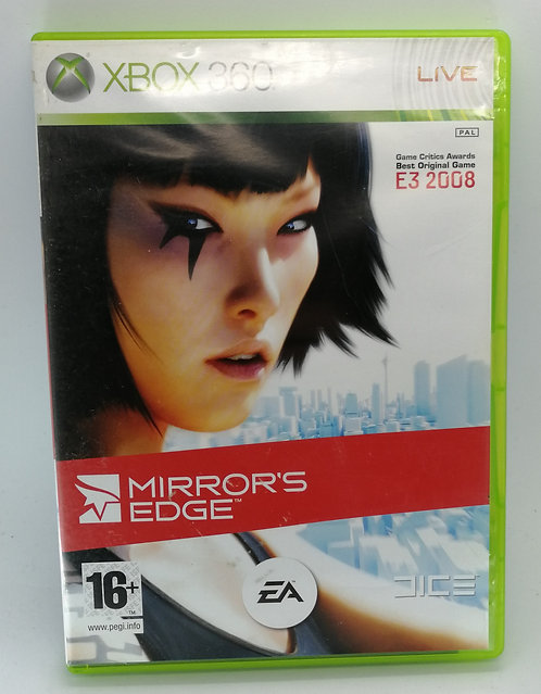 Mirror's Edge for Microsoft Xbox 360