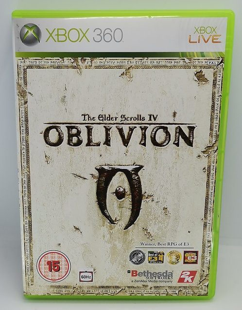 The Elder Scrolls IV: Oblivion for Microsoft Xbox 360