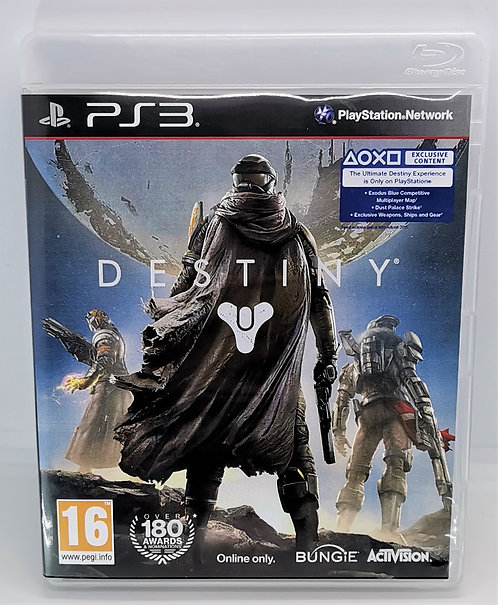 Destiny for Sony PlayStation 3 PS3