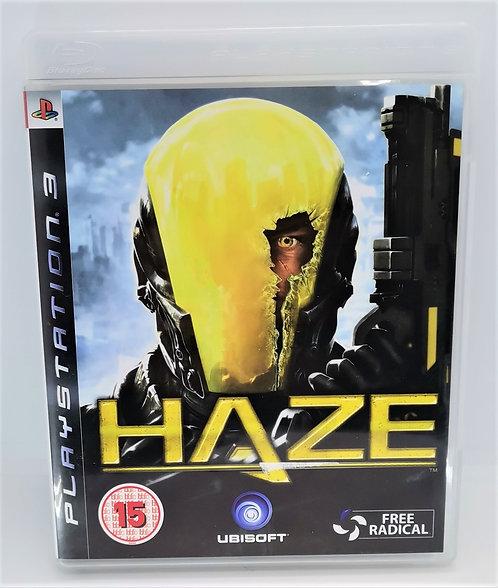 Haze for Sony PlayStation 3 PS3