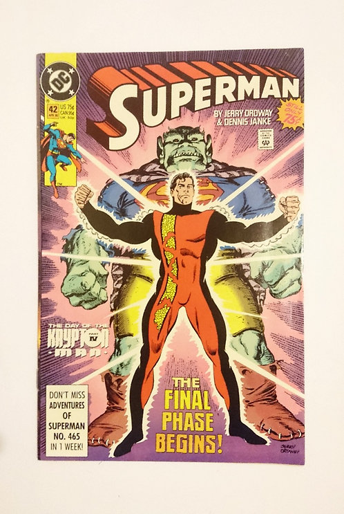 Superman Vol 2 #42