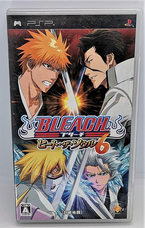 Bleach: Heat the Soul 6 for Sony PlayStation Portable PSP