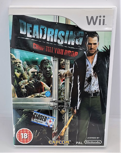 Dead Rising: Chop Till You Drop for Nintendo Wii