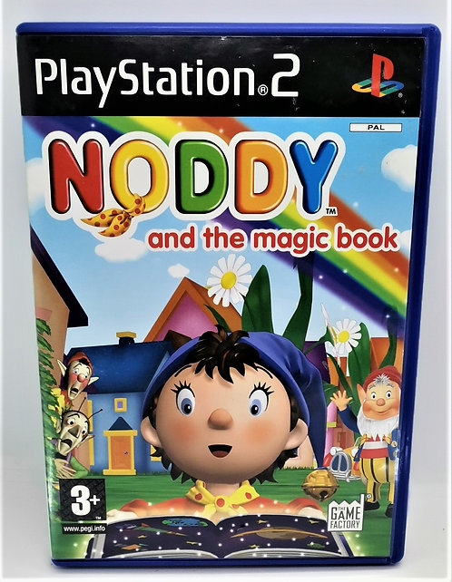 Noddy and the Magic Book for Sony PlayStation 2 PS2
