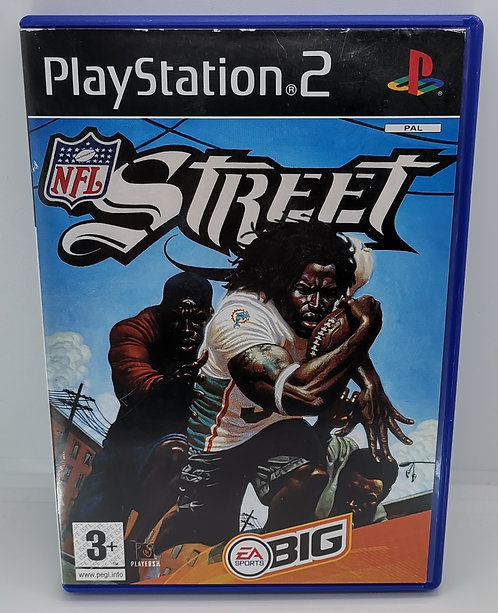 NFL Street for Sony PlayStation 2 PS2