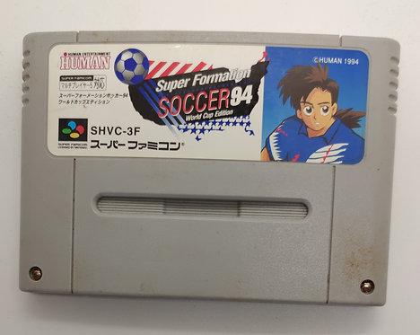 Super Formation Soccer 94 for Nintendo Super Famicom