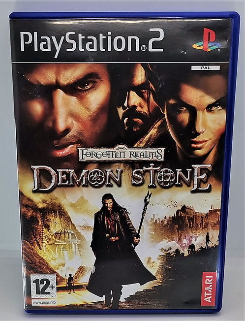 Forgotten Realms: Demon Stone for Sony PlayStation 2 PS2