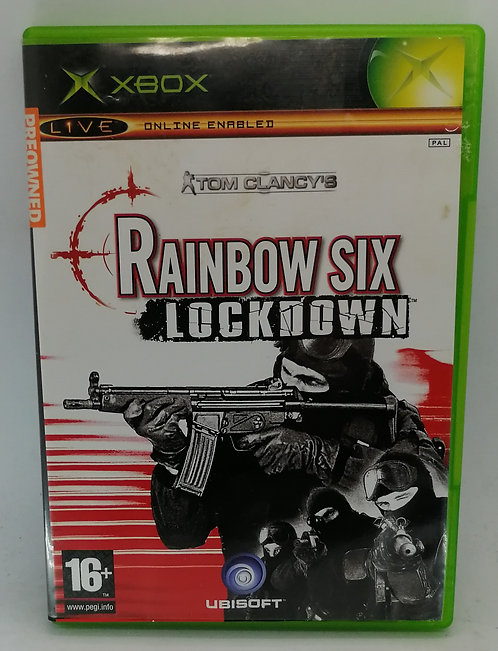 Tom Clancy's Rainbow Six: Lockdown for Microsoft Xbox