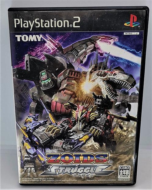 Zoids Struggle for Sony PlayStation 2 PS2